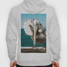 Pelican Says Hi Hoody