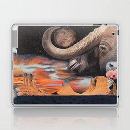 Taurus- The Zodiac Wildlife Series Laptop & iPad Skin