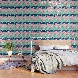 Dreaming 80s Pattern #society6 #decor #buyart Wallpaper