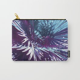 Lost in the wild - Tropical Palm leaves #tropicalart #buyart #Society6 Carry-All Pouch