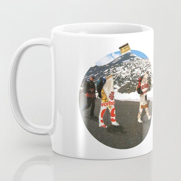 Surreala Alpina 31 · Crop Circle Coffee Mug