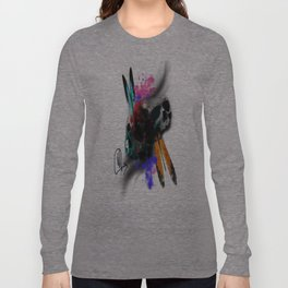 tattered butterfly Long Sleeve T-shirt