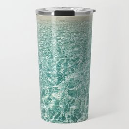 Crystal Clear  Travel Mug
