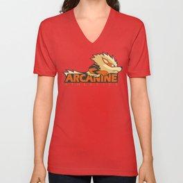 Athletics Wear Unisex V-Neck