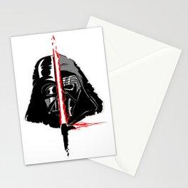 Vader/Ren Stationery Cards
