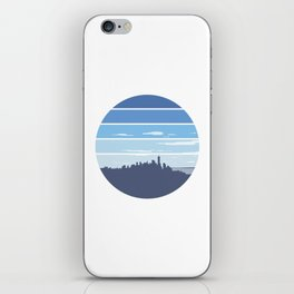 New York in the Spring iPhone Skin