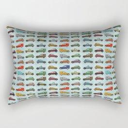2CV's - more Rectangular Pillow