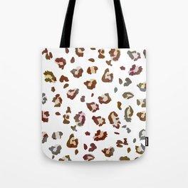 Light Leopard Tote Bag