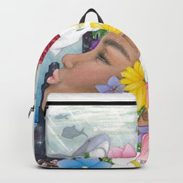Beauty in Abstract-Realism Backpack