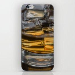 Scotch on the Rocks iPhone Skin