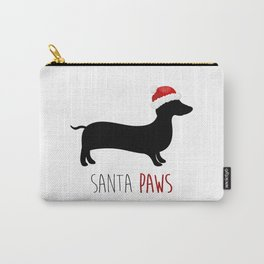 Santa Paws Carry-All Pouch