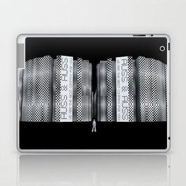 AUSS & AUSS - SEASON 1: THE GIFT - HEADQUARTERS Laptop & iPad Skin