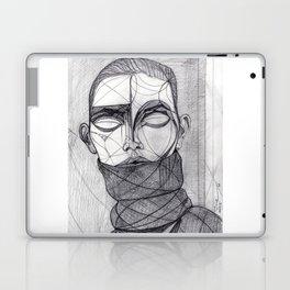 Alisa Ahmann by Txema Yeste - Artist: Leon 47 ( Leon XLVII ) Laptop & iPad Skin