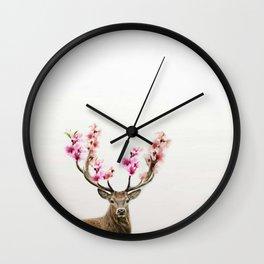 Minimal Animal Mix Wall Clock