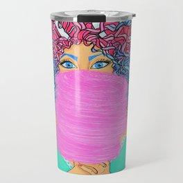 Sweet Tooth, Hair Series Travel Mug