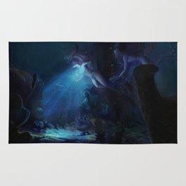 The Heart of  Atlantis Rug