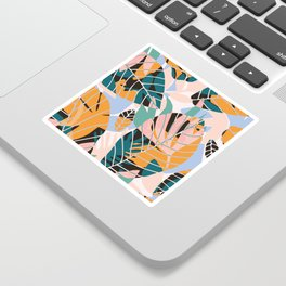 Outdoor summer plant Sticker