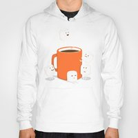 budi Hoodies featuring Cannonball by Picomodi