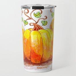 Pumpkin Patch Travel Mug