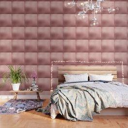 Pure Rose Gold Metal Pink Wallpaper