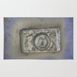 Gold Camera, No. 3a Rug