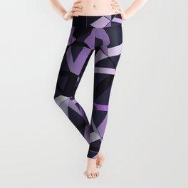 3D Futuristic GEO Lines VIX Leggings