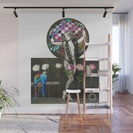 Hoop Elegance. Wall Mural