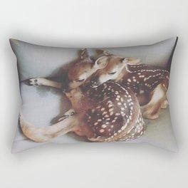 Nothing To Fear My Deer Rectangular Pillow