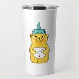 Little Honey Bear Travel Mug