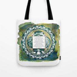 Shantideva Prayer Tote Bag