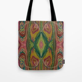 Sublime Compatibility (Intimate Reciprocity) (Reflection) Tote Bag