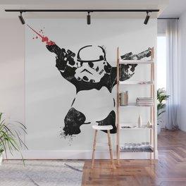 Panda Blaster Wall Mural