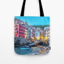 Cinque Terre, Italy Tote Bag