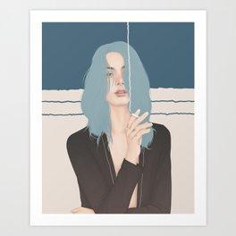 SCHV 11 Art Print