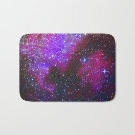 North America Nebula: Stars in the space. Bath Mat