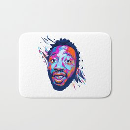 Ol' Dirty Bastard: Dead Rappers Serie Bath Mat