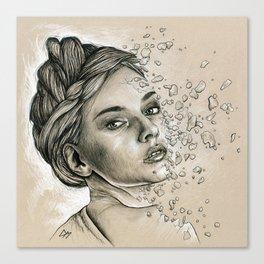 Atomize Canvas Print