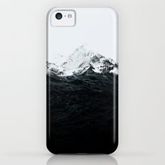 Those waves were like mountains iPhone 5c Slim Case