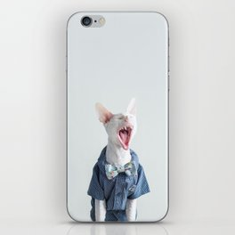 Doubletrouble 3 iPhone Skin