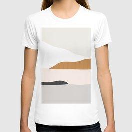 Minimal Art Landscape 2 T-shirt