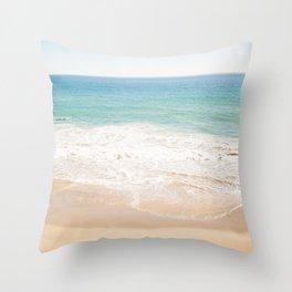 Malibu Dreaming Throw Pillow
