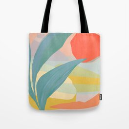 Shapes and Layers no.33 Tote Bag