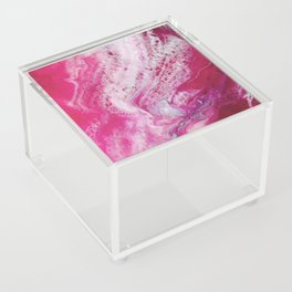 Pink lady II Acrylic Box
