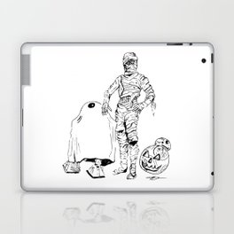 These Aren't The Droids You're Looking For? Inktober Drawing Laptop & iPad Skin