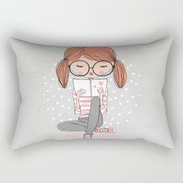 My Diary Rectangular Pillow