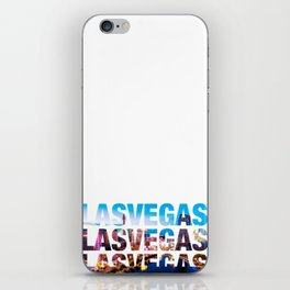 Las Vegas Landscape iPhone Skin