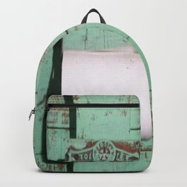 A Square to Spare Backpack