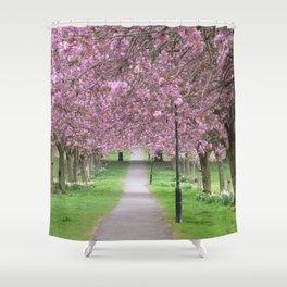 Blossom Trees Shower Curtain
