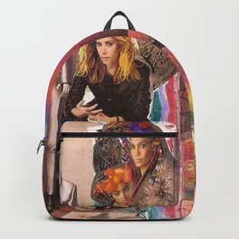 Two Face Backpack