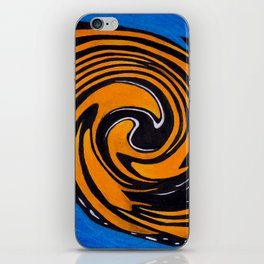 Monarch, Spiralized iPhone Skin